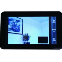Capacitive Android Tablet Pc With Dual-cam