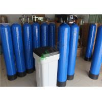 China Automatic Water Softener Tank With FRP Material , Operating Temperature 5℃ - 35℃ on sale