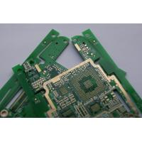 Quality Green Solder Mask PCB 1 - 14 Layer High TG Multilayer Printed Circuit Board 0.5 - 6oz for sale