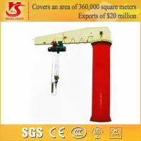 Quality 360 degree rotating I Beam Articulating Jib Crane for sale