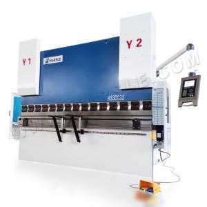 Quality HARSLE Brand WE67K Series Hydraulic Press Brake bending machine folding machine for sale