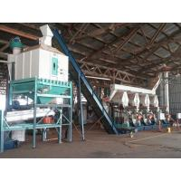 Quality 4 t/h Rice Husk Pellet Production Line Advantages of Rice Husk Pellets for sale