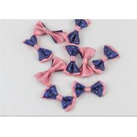 Quality Customized Pretty Bow Tie Ribbon Baby Hair Accessories For Girls for sale