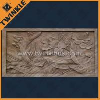 Buy cheap Decorative relief sandstone sculpture / stone relief carving from wholesalers