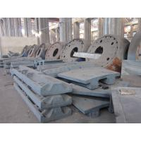 Quality Wear Resistance Alloy Steel Castings , Semi Auto Genous Mill Liners for sale