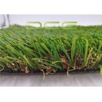 Quality Economy Realistic Artificial Grass For Residential Yards / Artificial Grass Fitters for sale