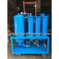aging turbine oil recycling system,used turbine oil filtration facility,breaking emulsification,dehydration,degas,China for sale