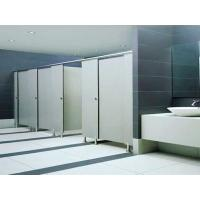 Quality High Density Toilet PVC Partition Board Thin Thickness 15mm Glossy Solid Color for sale