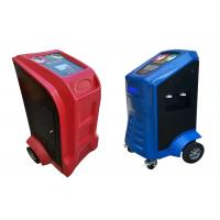 Quality Colorful Screen AC Refrigerant Flush Machine for sale