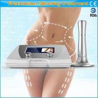 China Adjustable Acoustic Wave Therapy Machine / Body Slimming Machine Non Invasive Treatment on sale