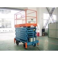 Buy cheap For Lifting 1000Kg Weight Hydraulic Lift Aerial Work Table With 6M Platform from wholesalers