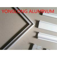 Quality Smooth And Delicate Bright Aluminium Kitchen Profile Strong Wear Resistance for sale
