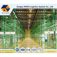 Quality Warehouse Industrial Storage, Q235B Pallet Storage Shelves For Handling Equipment for sale