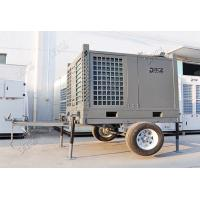 China Drez Aircon 15HP 14TON Industrial Tent Air Conditioner With Trailer Mounted for sale