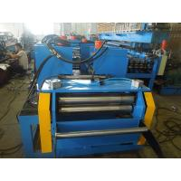Quality CE Approval Steel Column Roll Forming Equipment with Press Punching for sale