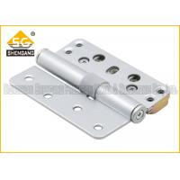 China Steel Iron 3d Movable Buffering Adjustable Door Hinges , 102*98*2.5mm on sale
