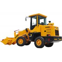 Quality 1 Ton Rated Load Compact Articulated Wheel Loader 918 With Hydraulic Steering System for sale