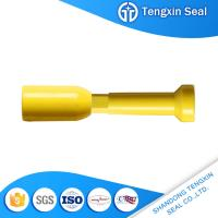 TX-BS105 ISO pas 17712 freight containers mechanical container bolt seals for sale
