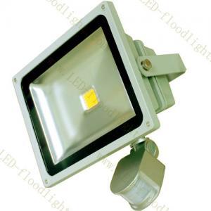 Quality PIR sensor 20w led flood light IP65 factory price for sale