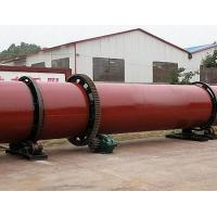 Quality Mineral Kaolin Gypsum Clay Soil Coal Rotary Dryer Machine for sale