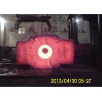 Buy High Strength Metal Carbon Steel Forging Open Die , Carbon Steel Piping at wholesale prices