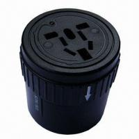 Quality Portable Universal Adapters/Universal Plugs for travel, CE/RoHS approved for sale