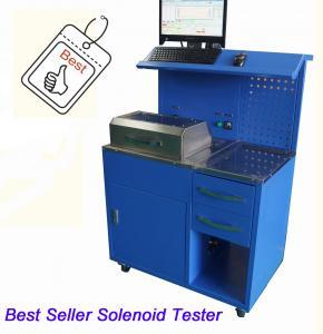 China Transmission Test Equipment 220V AC-50HZ-4KW Solenoid Tester on sale