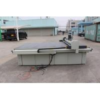 Buy cheap Graphite Seals Rubber Gasket Cutting Machine , Desktop Cutting Sample Making from wholesalers