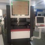 High Speed Metal Laser Engraver Small Laser Engraving Machine Customizable