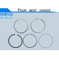 Quality Lightweight CXZ Isuzu Motor Parts , Engine Piston Rings For 6WF1 1121211540 for sale