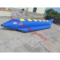 Quality cheap inflatable boat inflatable water banana boat for sale