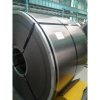 China zinc coated cold rolled galvanized steel coil GI steel coils on sale