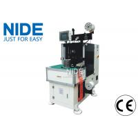 Buy Pump motor high automation stator winding lacing machine , Single working at wholesale prices