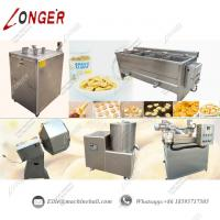 Quality Banana Chips Production Line|Plantain Chips Making Machine|Stainless Steel Full Automatic Banana Chips Production Line for sale