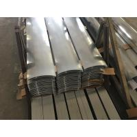 Buy Width 200MM Aluminium Extrusion Profiles for Air Conditioner Panel at wholesale prices