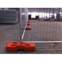 Quality Multi Function Temporary Fence Panels Construction OD 32mmx1.40mm Pipes for sale