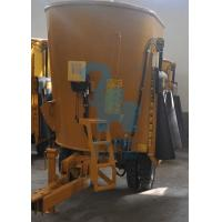 Buy Single Auger Tractor Pulling Type TMR Cattle Feed Mixer Wagon 4635 * 2660 * at wholesale prices