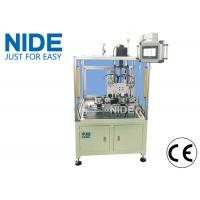 Quality BLDC Motor Inslot Needle Winding Machine with Two Working Station for sale
