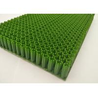 Self Lubricated Dry Eco Friendly Artificial Grass For Outdoor Skiing SGS