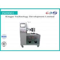 China PLC Control Electrical Testing Instruments , Kettle Plug Tester With Touch Screen on sale