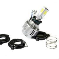 Quality 30watt Led headlight with 2000lm high/ low beam for Motorcycle/electric bicycle with the transformer for sale