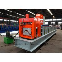 Quality Aluminum Glazed House Ridge Cap Forming Machine For Roof Building for sale