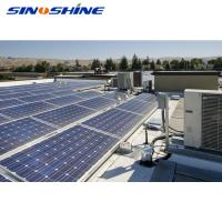 Quality 50KW Solar Power System Energy Storage 50KW Hybrid 50KW Solar System Price for sale