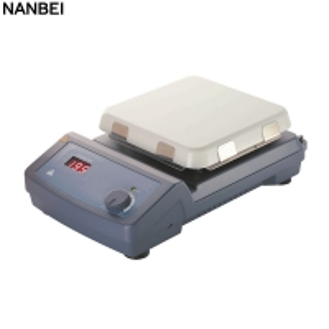 Quality Medical Lab Laboratory Instrument 7 inch Magnetic hotplate Stirrer for sale
