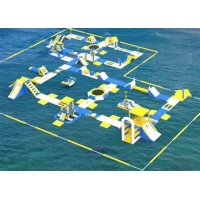 China Commercial Grade Inflatable Water Park For Kids on sale