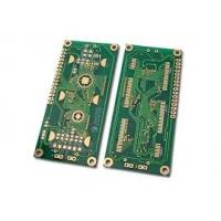 Quality Green Solder Mask FR4 Rigid PCB Board 6 Layer , 1oz for industry control for sale