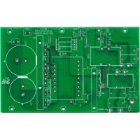 Quality Customized single layer pcb / 1 layer pcb printed circuit board for metal detetor for sale