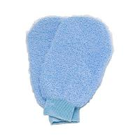 Quality 22x12 cm PP Deep Exfoliating Mitt Scrubbing Gloves For Body for sale