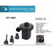Quality HT-196 DC Electric  Air Pump In Camping & outdoor for sale