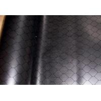 Quality Softwall Cleanroom Black Antistatic PVC Grid Curtain for sale
